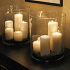 belles bougies deco d'interieur