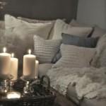 Créez de belles ambiances à la lueur de bougies parfumées décoratives