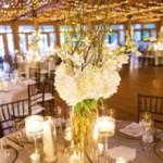 Des chandeliers pour votre mariage