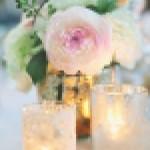 Agrémentez vos bougies de jolis chandeliers décoratifs