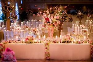 Bougies de Mariage